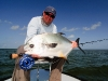 Angler with Permit ©Ross Reeder 2011